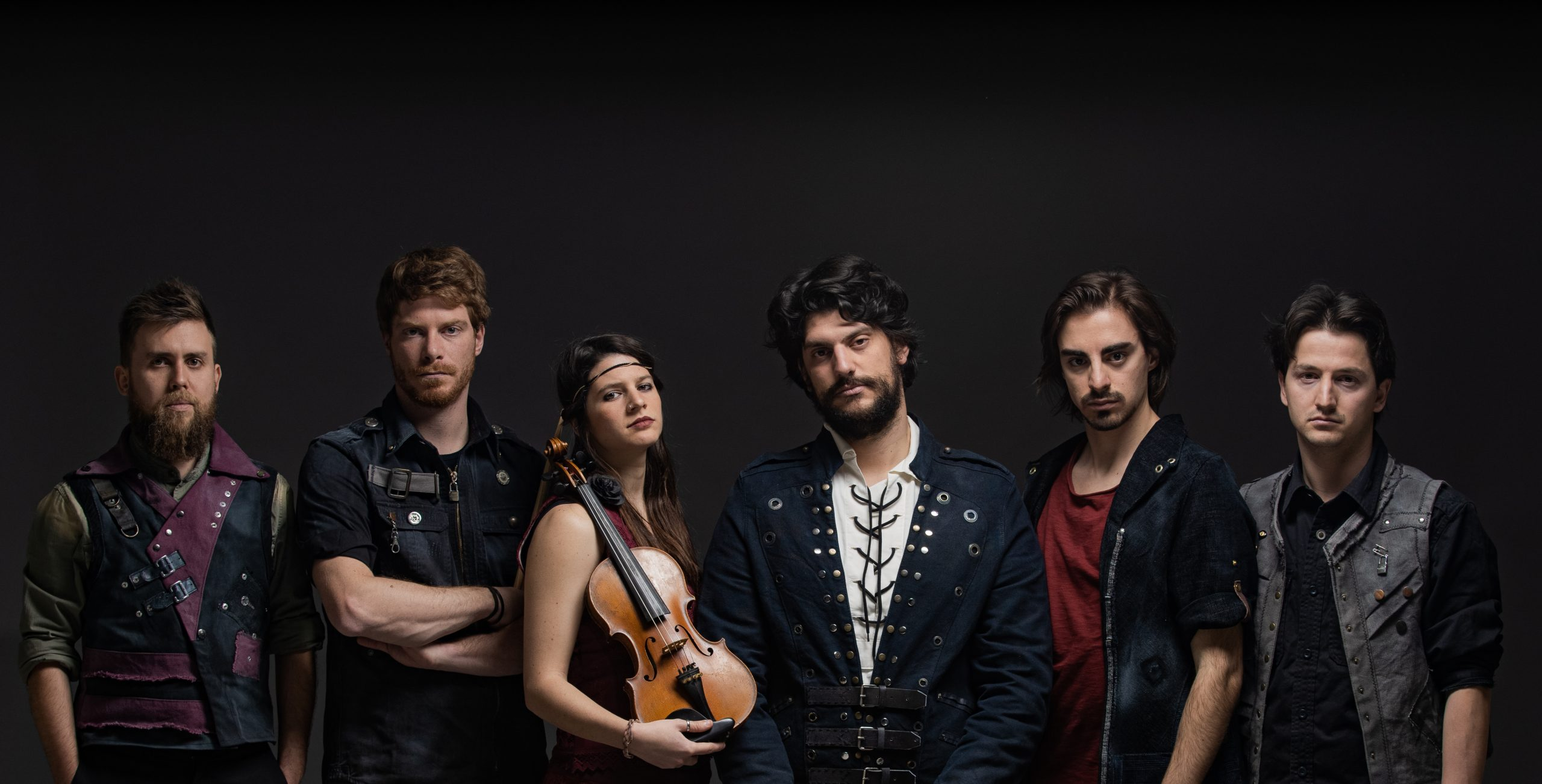The Rumpled - full band